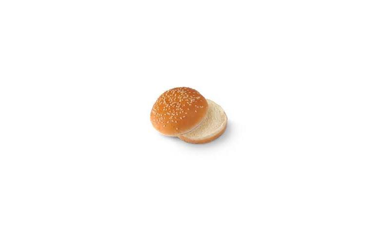 Small Burger Buns Seeded 2oz 4x12