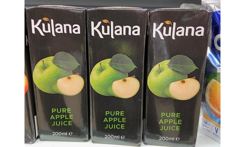 Kalu Apple Juice x 27