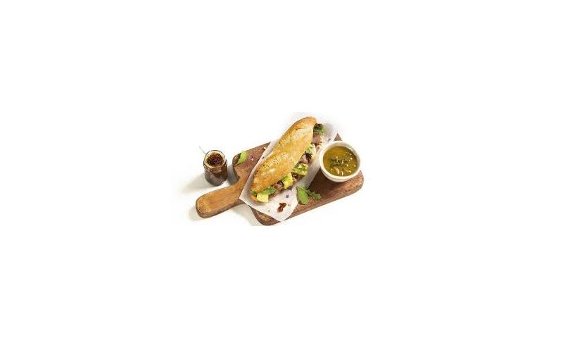 Bread Barra Gallega 125gx50