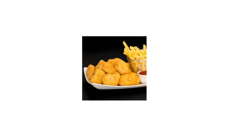 Glen Haven Chicken Nugget Battered 6x1kg