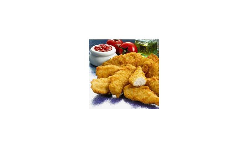 Glenhaven Battered Chicken Tenders 2 x 2.5kg