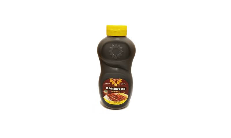 Natures Oil BBQ Sauce 6 x 1kg
