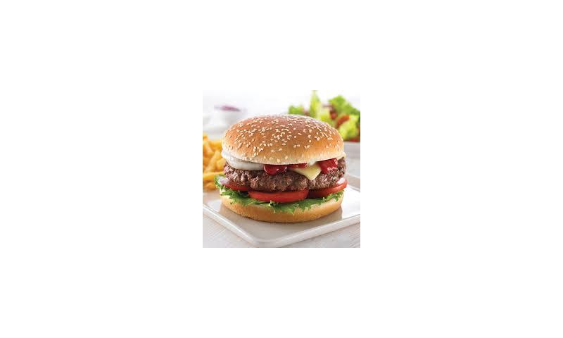 6oz Burger Black Angus 6x6
