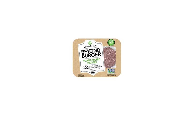 Beyond Vegan Burger 133g x 42