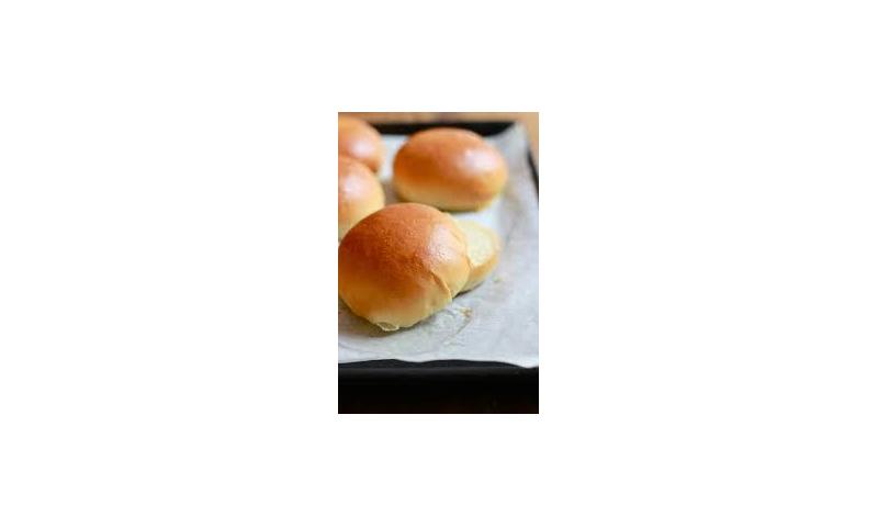 Vegan Brioche Buns 48 x 86g