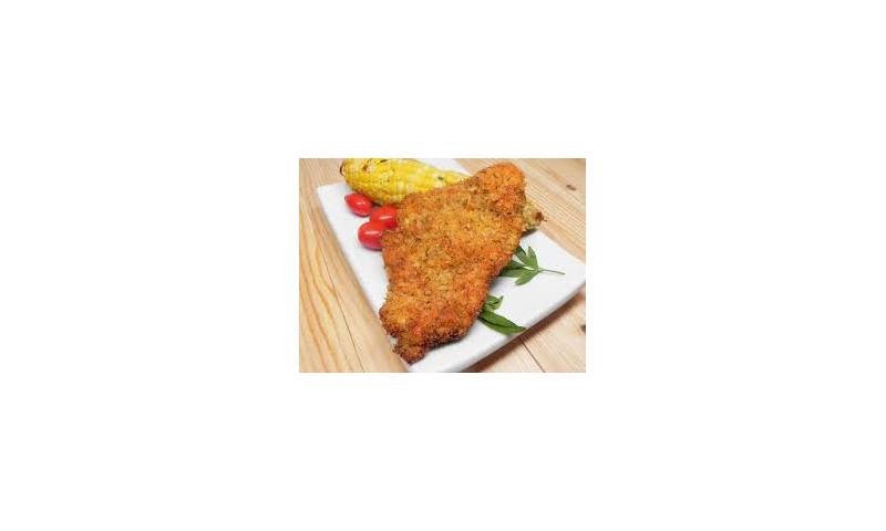 RJ Chicken Schnitzel 125g x 32