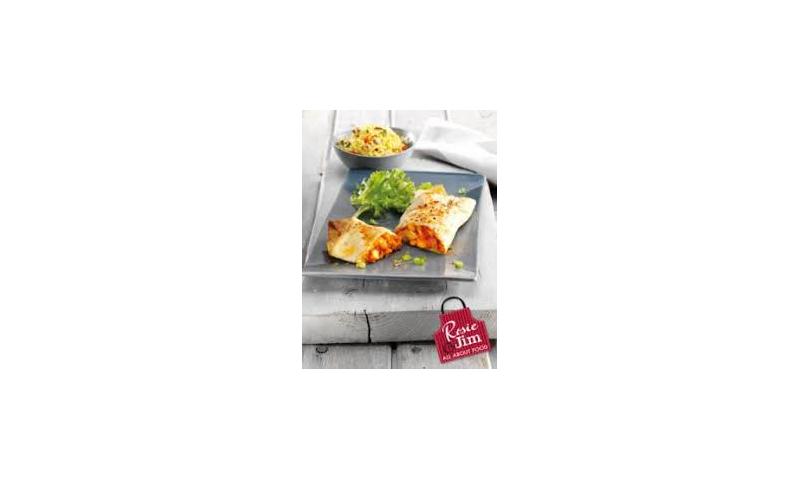 RJ Chicken Tortilla Wrap Mexican 145-155g x20