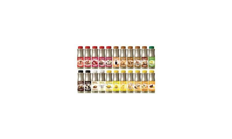 Colac Raspberry Topping Sauce 6 x 1lt