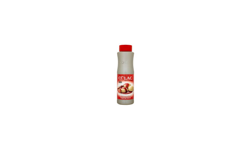 Colac Strawberry Topping Sauce 6 x 1lt