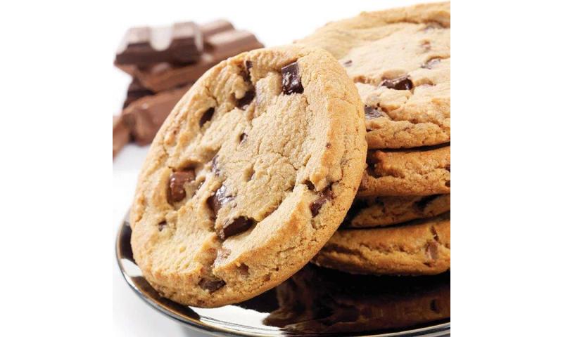 Belgian Choc Chunk Cookies 30x76g