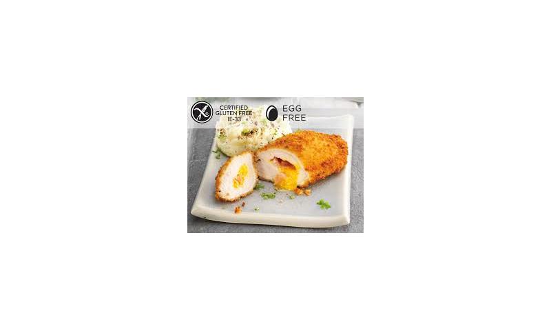 RJ Chicken Cordon Bleu 180-210g x20