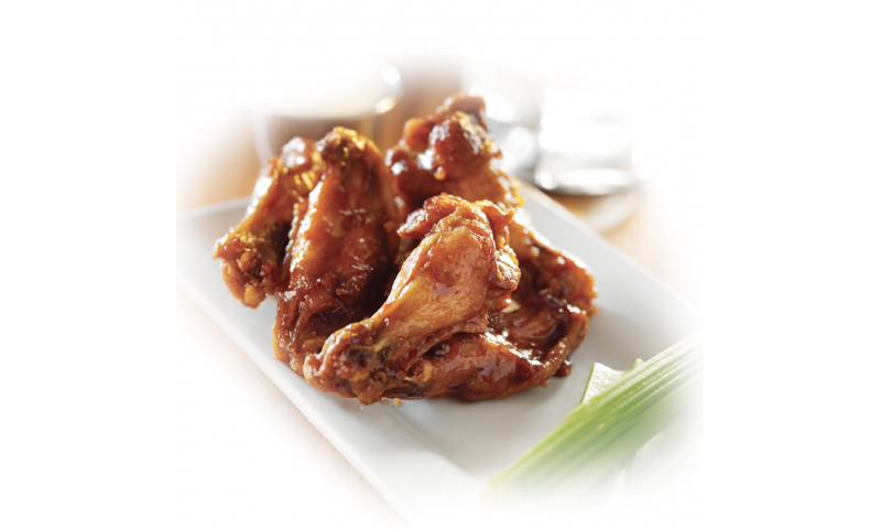 Diggers steamed Cooked wings 5 x 1kg