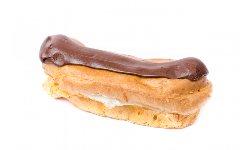 Staffords Large unfilled Eclair Shells x 60