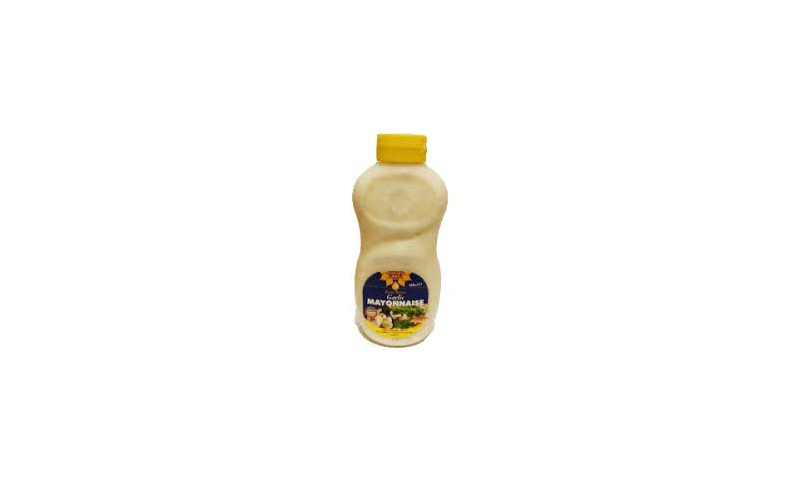 Nature's Oil Garlic Mayo 1lt x 6