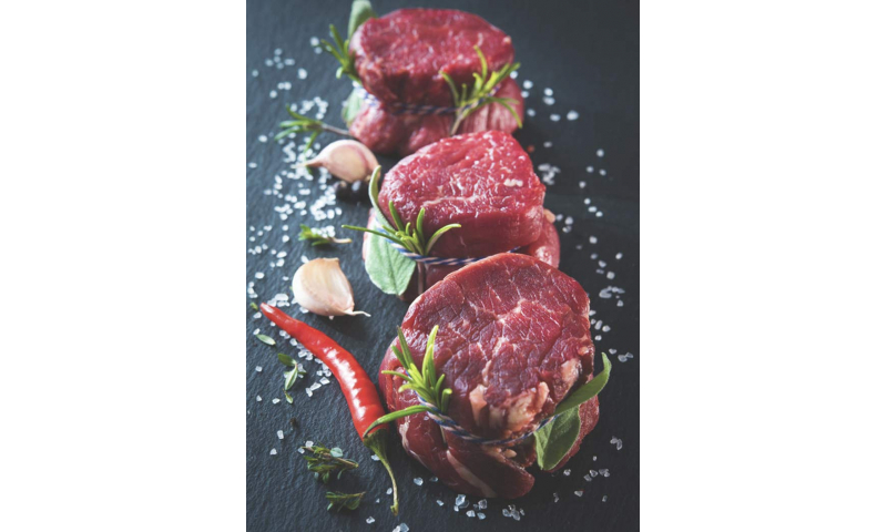 Irish Fillets of Beef cut to size