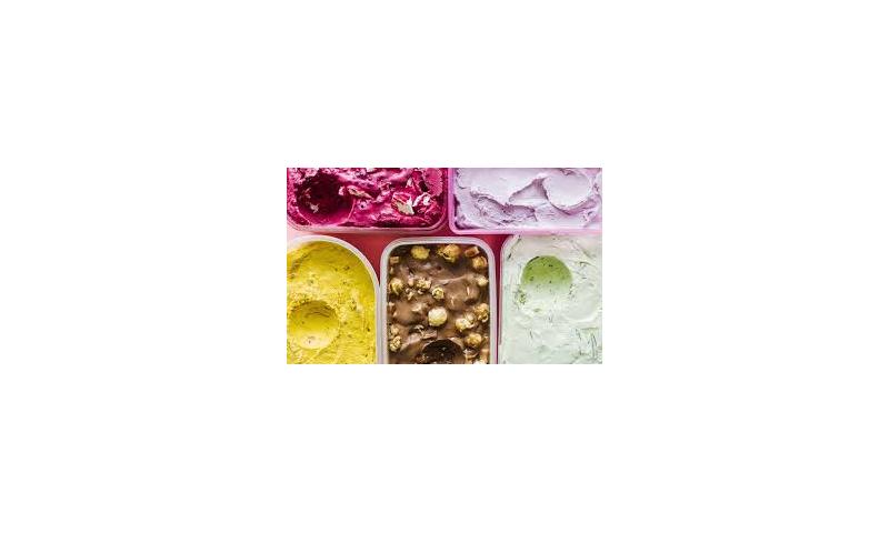 Vanilla Ice Cream 4lt x4