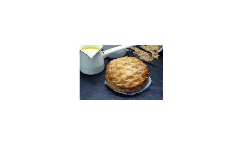 Pastry Apple And Custard Trellis 80gx80
