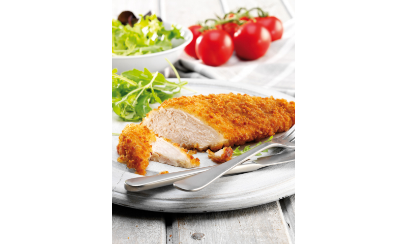 RJ Chicken Southern Fried Fillet 130-160g x 32