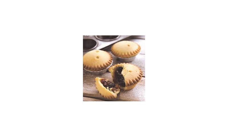 Stafford's Shortcrust Mince Pie T&S x 60