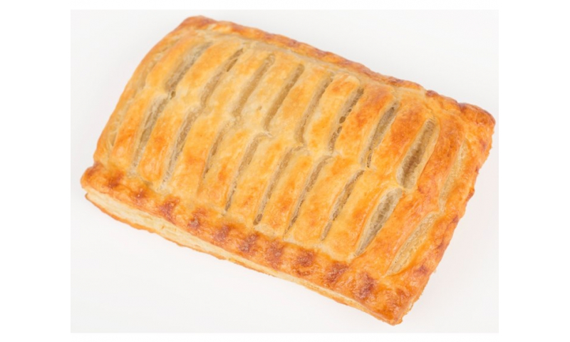Curry Pie Slice and packaging 160g x 30