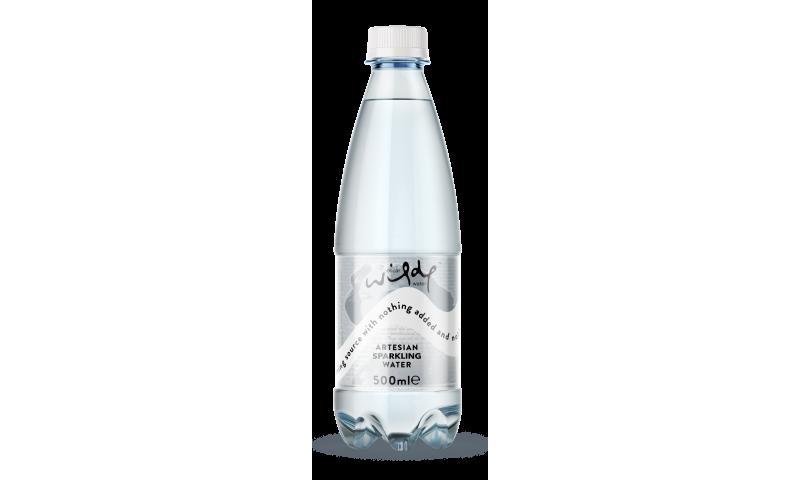 Water Sparkling  500ml x 24