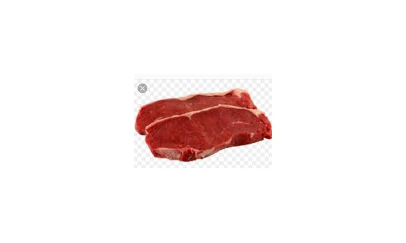 Irish Shop Striploin Steaks x 4s