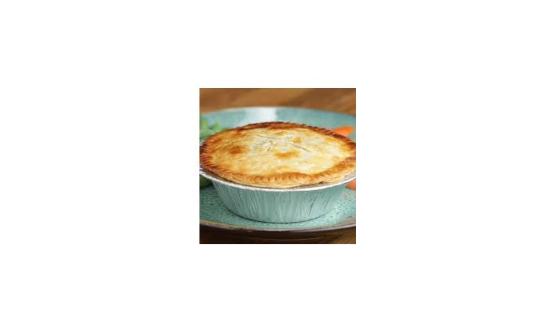 Chicken Curry Pies 24 per case 150g