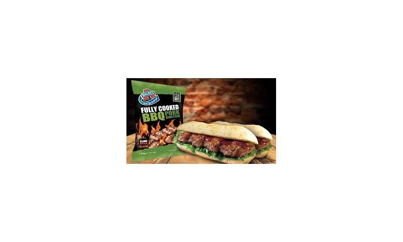 Big Al's Pork Rib steak 2x20
