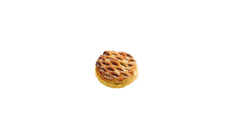 Pastry Mince pie Puff /Lattice 80 x 80g