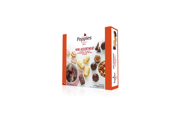 Poppys Mini Belgian Selection