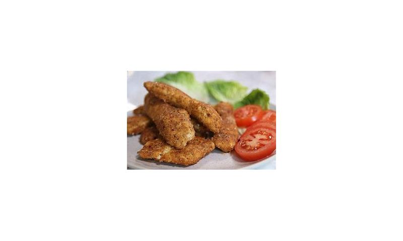 Chicken Goujons Cooked Plain 750gx7