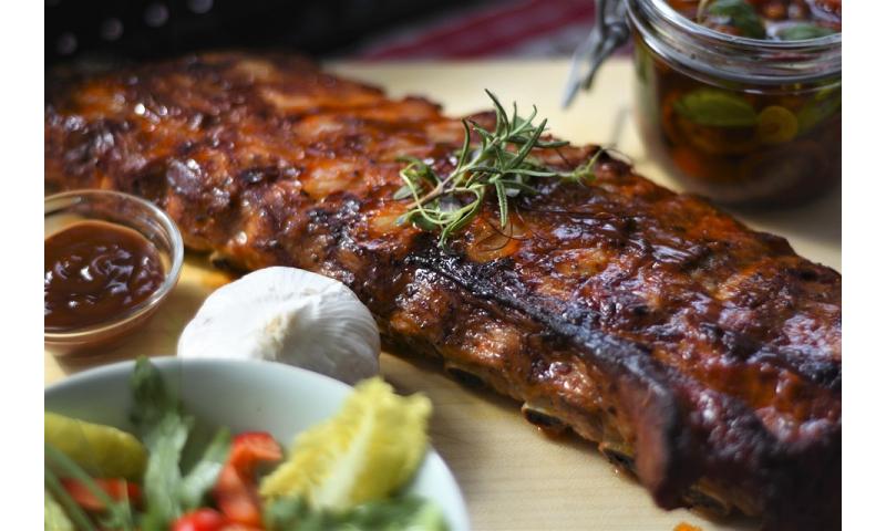 Pork Ribs Sweet Chilli Retail Pks 20 x 500g