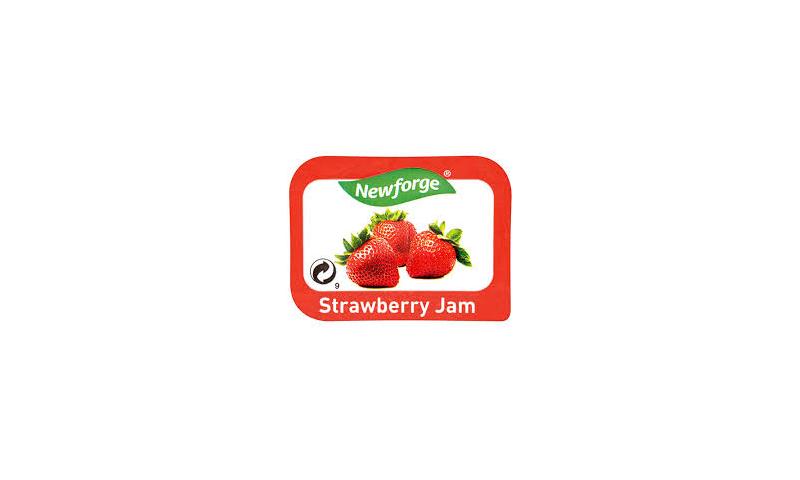 Newforge Strawberry Jam 96 x 20g