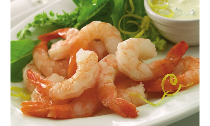 Seafest Cooked King Prawns 12 x 200g