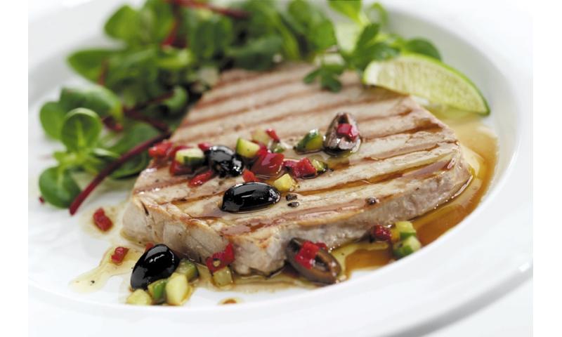 Fish Tuna steak