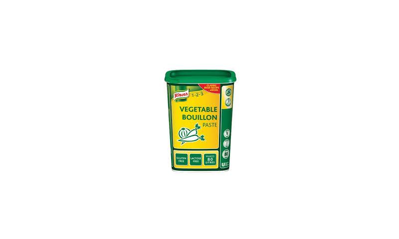 Vegetable  Bouillon 80lt x 2