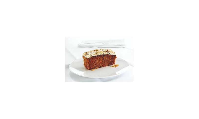 Carrot Cake Slice  Wrapped x 16
